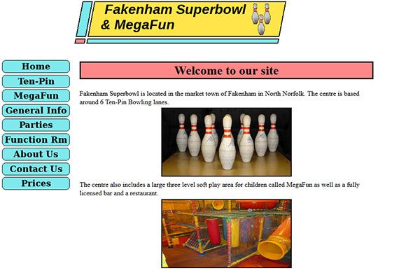 Fakenham Superbowl & MegaFun