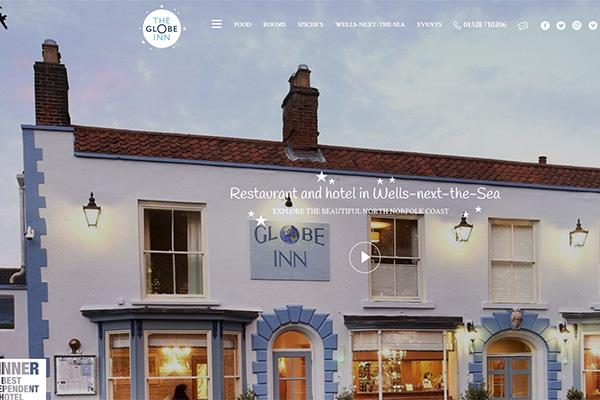 THe Globe Inn, Wells-next-the-Sea