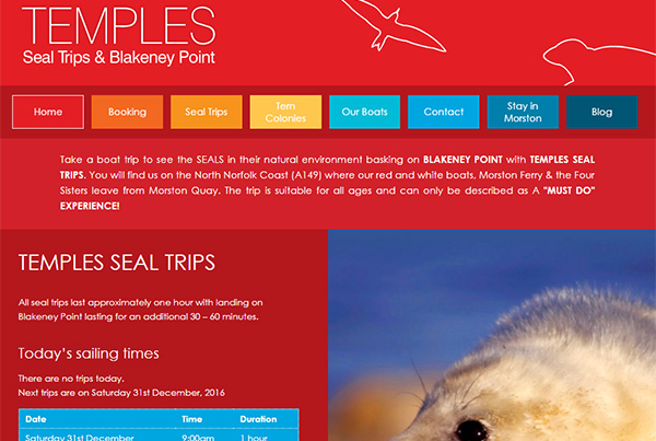 Temples Seal Trips