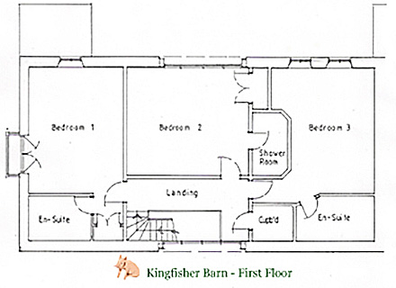 Kingfisher First Floor