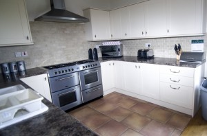 Kingfisher Open Plan Kitchen