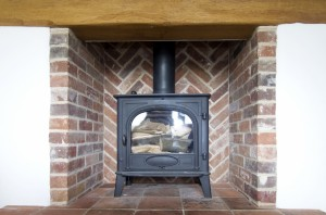 Kestrel Wood Stove Log Burner