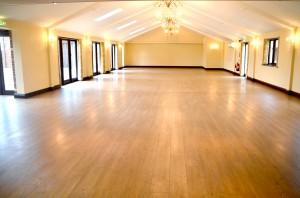 Function Hall interior