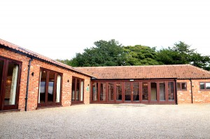 Function Hall outside