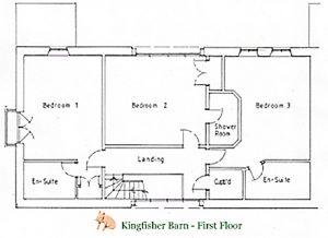 Kingfisher First Floor