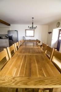 Kestrel Dining Area