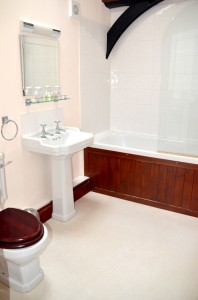 Kestrel En-Suite Shower Over Bath