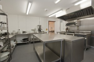 The Function Hall Catering Kitchen
